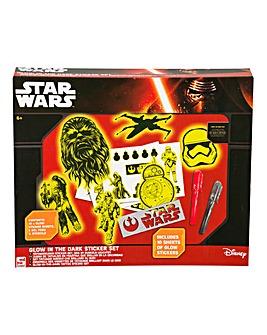 Star Wars E7 Glow Sticker Kit