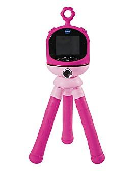 V Tech Kidizoom Flix Pink