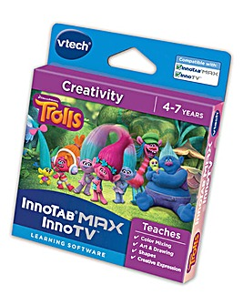 VTech Trolls Innotab Software
