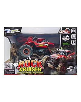 RC Mini Rock Cruiser