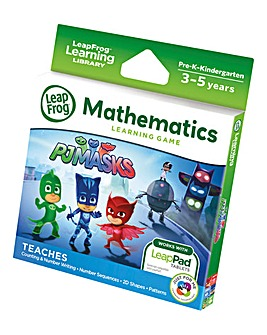 LeapFrog Learning Game PJ Masks