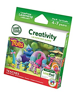 LeapFrog Learning Game Trolls