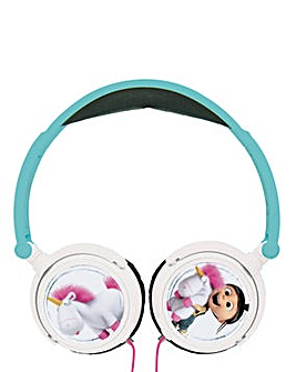 Lexibook Despicable Me Fluffy Headphones