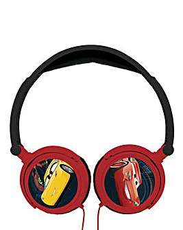 Lexibook Disney Cars Stereo Headphones