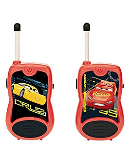 Lexibook Disney Cars 3 Walkie Talkies