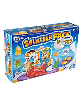 Splatter Face Battle
