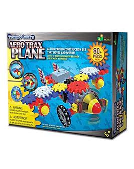 Techno Gears- Areo Trax Plane
