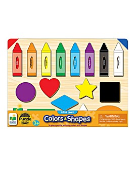 Lift & Learn Colours & Shapes