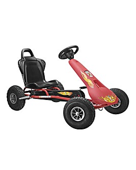 Air-Racer 008 Go Kart - Fire
