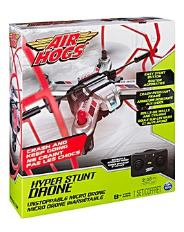 Air Hogs Hyper Stunt Drone Red