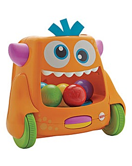 Fisher-Price Monsters TV Driver-qe