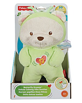 Butterfly Dreams Calming Bear