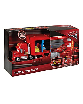 Disney Cars 3 Travel Time Mack Playset