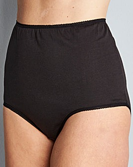 5 Pack Value Nat/Black Shorts
