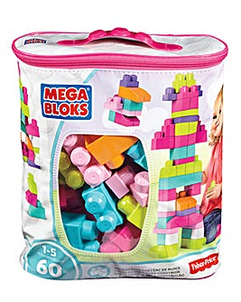 Mega Bloks First Builders Building Bag