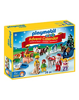 Playmobil Advent Calendar On the Farm