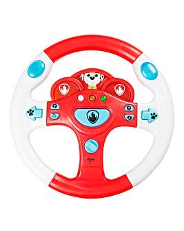 Paw Patrol Marshall Steering Wheel