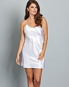 Naturally Close White Chemise