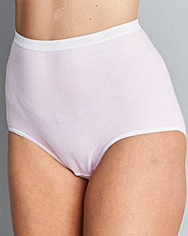 Four Pack Full Fit Slimma Briefs Pastels