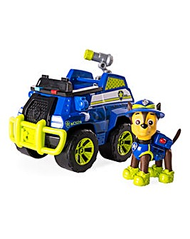 Paw Patrol Jungle Vehicle with Pup Chase