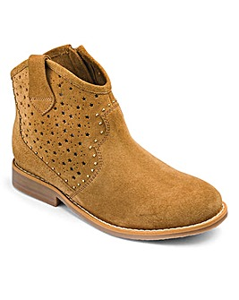 KD Girls Suzanna Western Boots