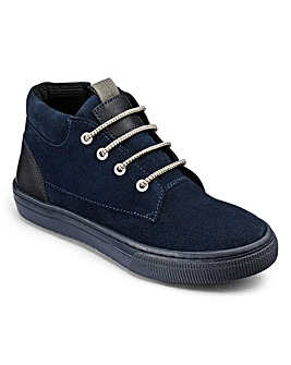 KD Boys Harrison Suede Trainers