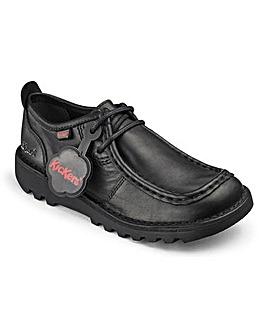 Kickers Kick Wallabi Shoes