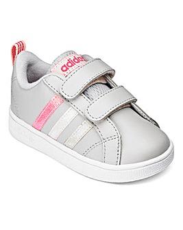 adidas VS Advantage Girls Infant Trainer