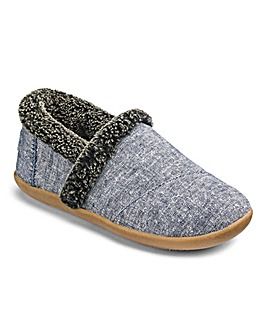 Toms Chambray House Slippers