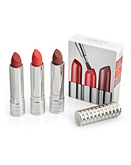 Clinique Long Last Lipstick Trio