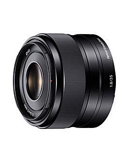 Sony SEL35F18 E 35mm f1.8 OSS Fixed Lens