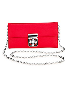 Purse with Chain Strap