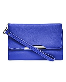 Cobalt Purse with Phone Pocket