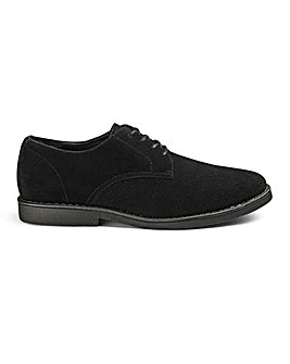 Perforated Derby Shoe