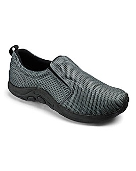 Mesh Slip On Shoe Extra Wide Fit
