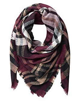 Pieces Square Scarf