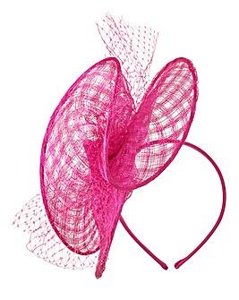 Flower Headband Fascinator