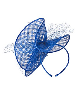 Flower Headband Fascinator