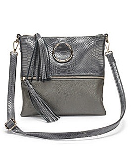 Ella Grey Messenger Across Body Bag