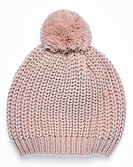 Joanna Hope Sparkle Lurex Hat