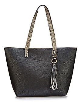 Megan 2 in 1 Reversible Shopper