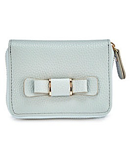 Small Purse With Bow