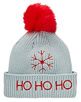 Hohoho Christmas Hat