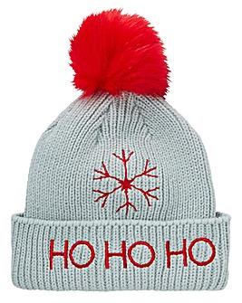 Hohoho Christmas Hat