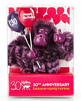 Kipling Happy 30 Collector Monkey