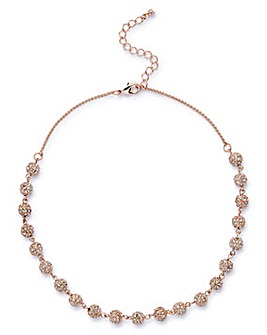 COAST ELVA SPARKLE BALL NECKLACE
