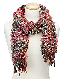 Joe Browns Pink Multi Scarf