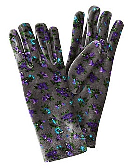 Joe Browns Printed Gloves