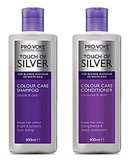Touch of Silver Shampoo & Conditioner