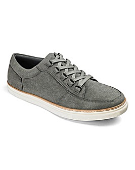Lace Up Casual Shoe Extra Wide Fit